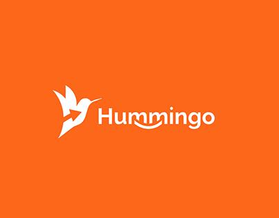 Hummingo - Brand Identity