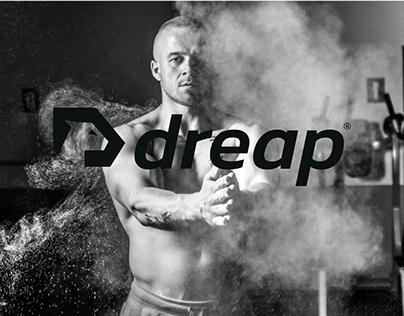 Dreap - Brand Design