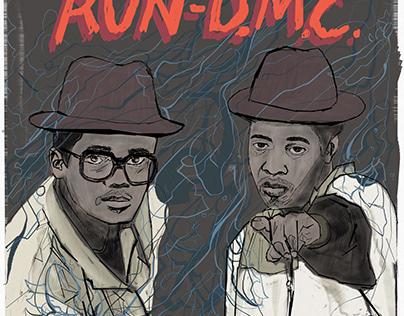 Hip Hop Illustrations