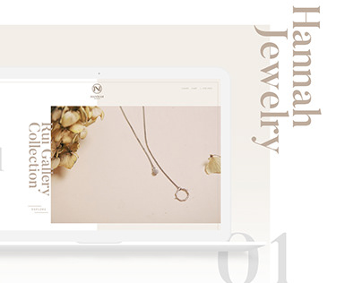 Hannah Hewelry | Official Ecommerce Website