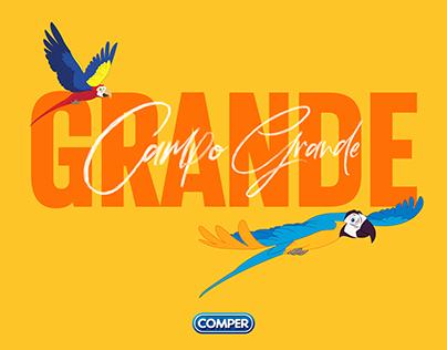 Grande Campo Grande Comper