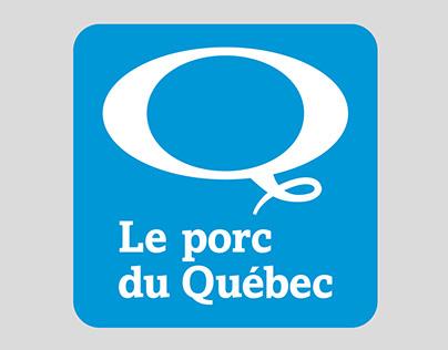 Logo du Porc du Québec