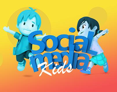 social media-kids