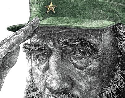 Fidel Castro, ex mandatario de Cuba
