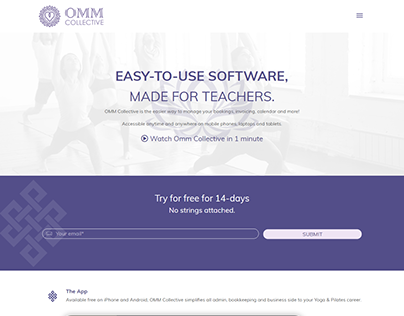 OMMCollective Health Web Application