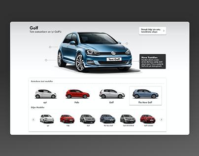 Volkswagen Autoshow 2012