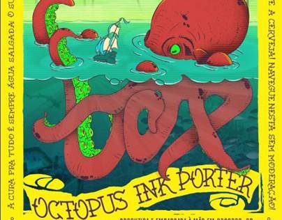 Cerveja Gran Bex Octopus Ink Porter