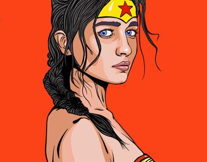 Wonder Alia