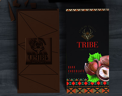 Tribe: African Themed chocolate