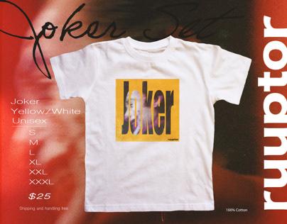 T-Shirt brand set