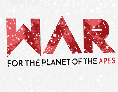 Movie Advertisements - War for the Planet of the Apes