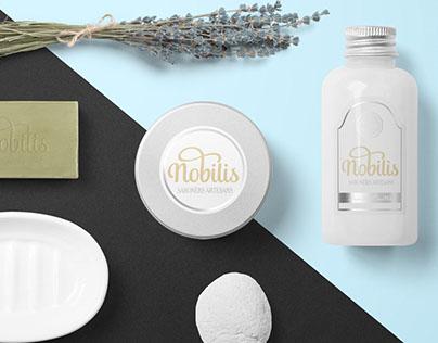 Brand Identity / Nobilis & Martín Ríos