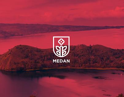CITY BRANDING DESIGN CONCEPT - MEDAN
