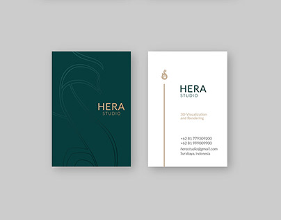 Hera Studio, Branding