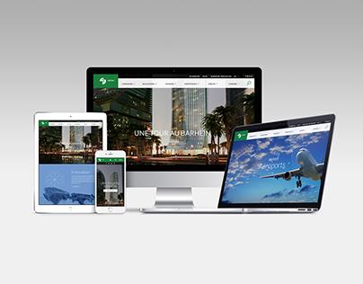 Setec's new responsive website