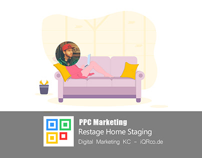 PPC Marketing - Restage Home Staging