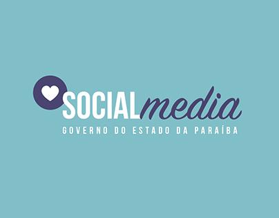 Social Media: Governo do Estado da Paraíba
