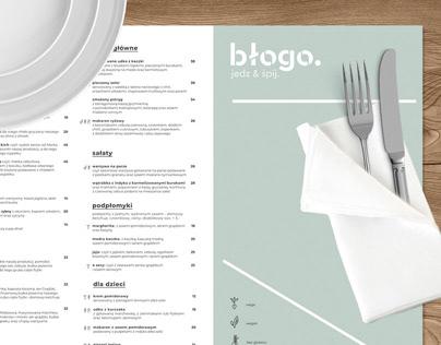 błogo. restaurant / rooms