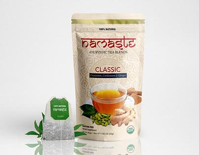 Namaste - Ayurvedic Tea Blends