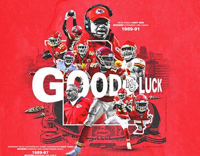 Good Luck Chiefs