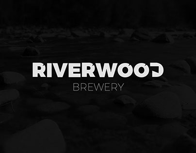 Riverwood Brewery Logo + Branding