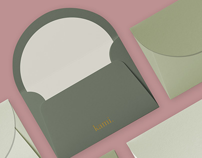 Kami | Envelope Design