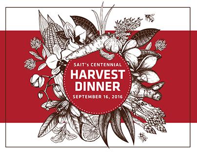 SAIT's Centennial Harvest Dinner