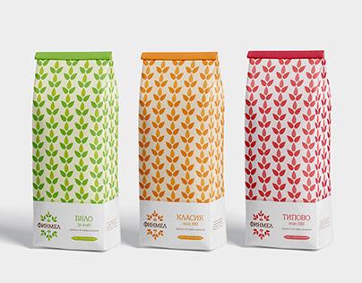 B2B Flour Package Design