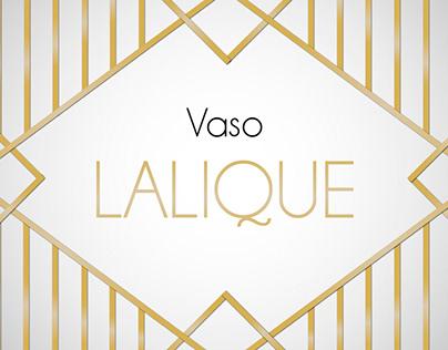 Vaso Lalique (Trabalho Acadêmico)