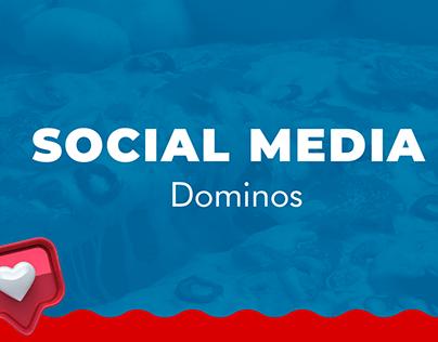 Social Media | Domino's
