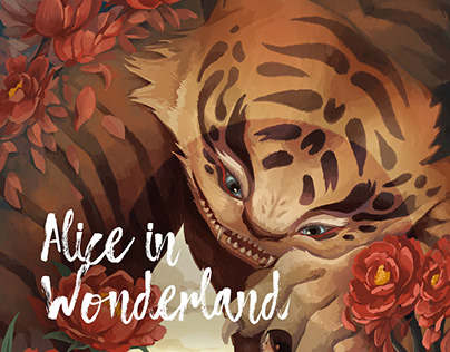 Alice in Wonderland Reimagined I