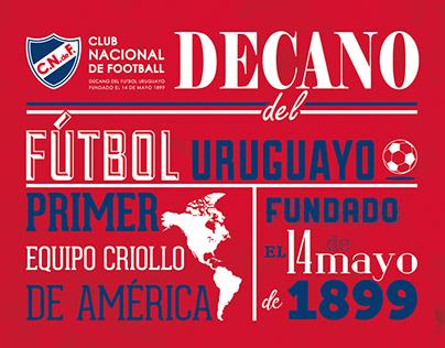 Club Nacional de Football - Comunicación digital