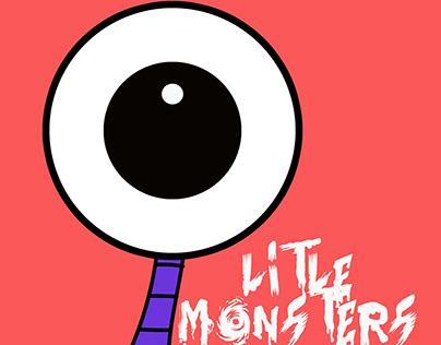 ilustracion LITLE MONSTERS