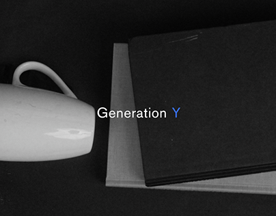 Generation Y Motion graphics