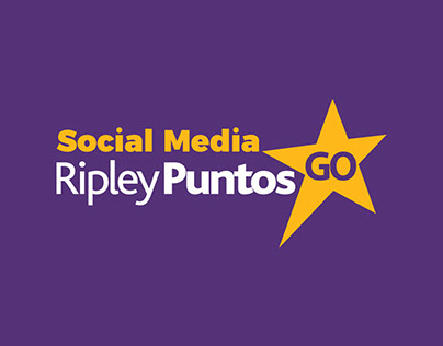 Social media - Best of Ripley Puntos Go 2018