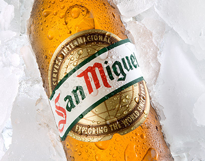 San Miguel Especial | Product Advertisement