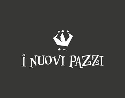 I Nuovi Pazzi - Logo