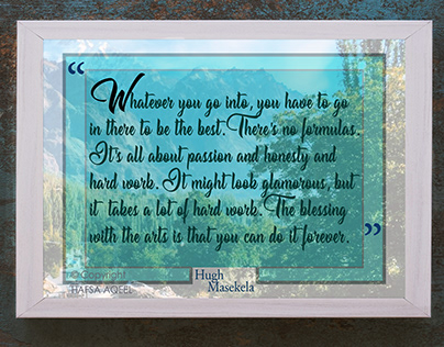 QUOTE TYPOGRAPHY II   BACKGROUND PHOTO By ©Hafsa Aqeel