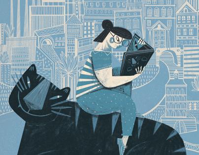 Various Illustrations - Spring 2015