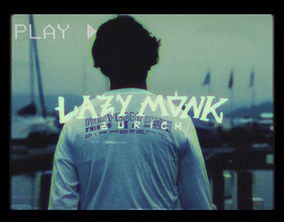 Lazy Monk® Retro Video Advertisement
