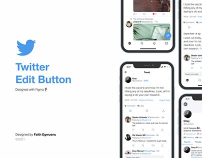 Twitter Edit Button