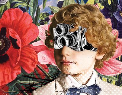 Little Hope Digital Collage