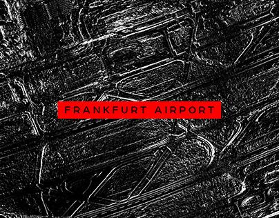 Generative: Frankfurt Airport 2020