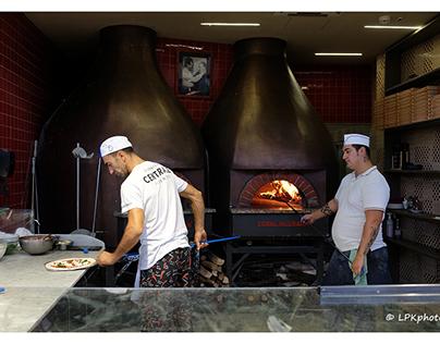 Pizza al Mercato Centale, Firenze