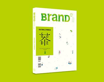 "BranD MAGAZINE issue 20 ""Cultural Symbols"""