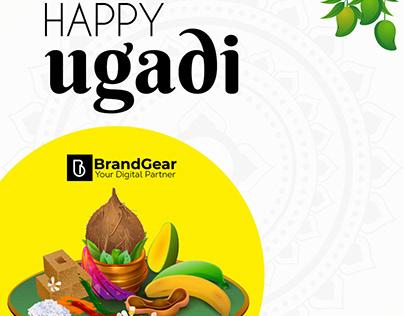 May this #Ugadi brings load of Happiness, Joy, Health