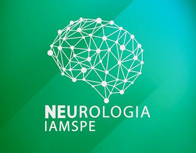 Logo do Departamento de Neurologia do IAMSPE