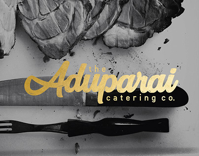Aduparai Catering Co. | Logo