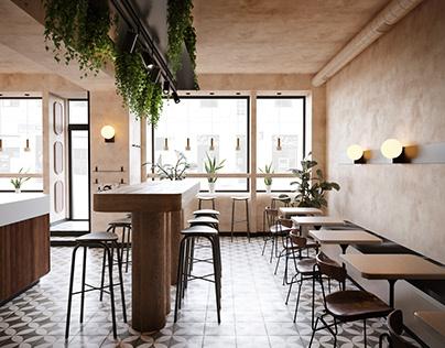 Odessa`s Daily Cafe