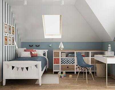 pokój dziecka - childroom